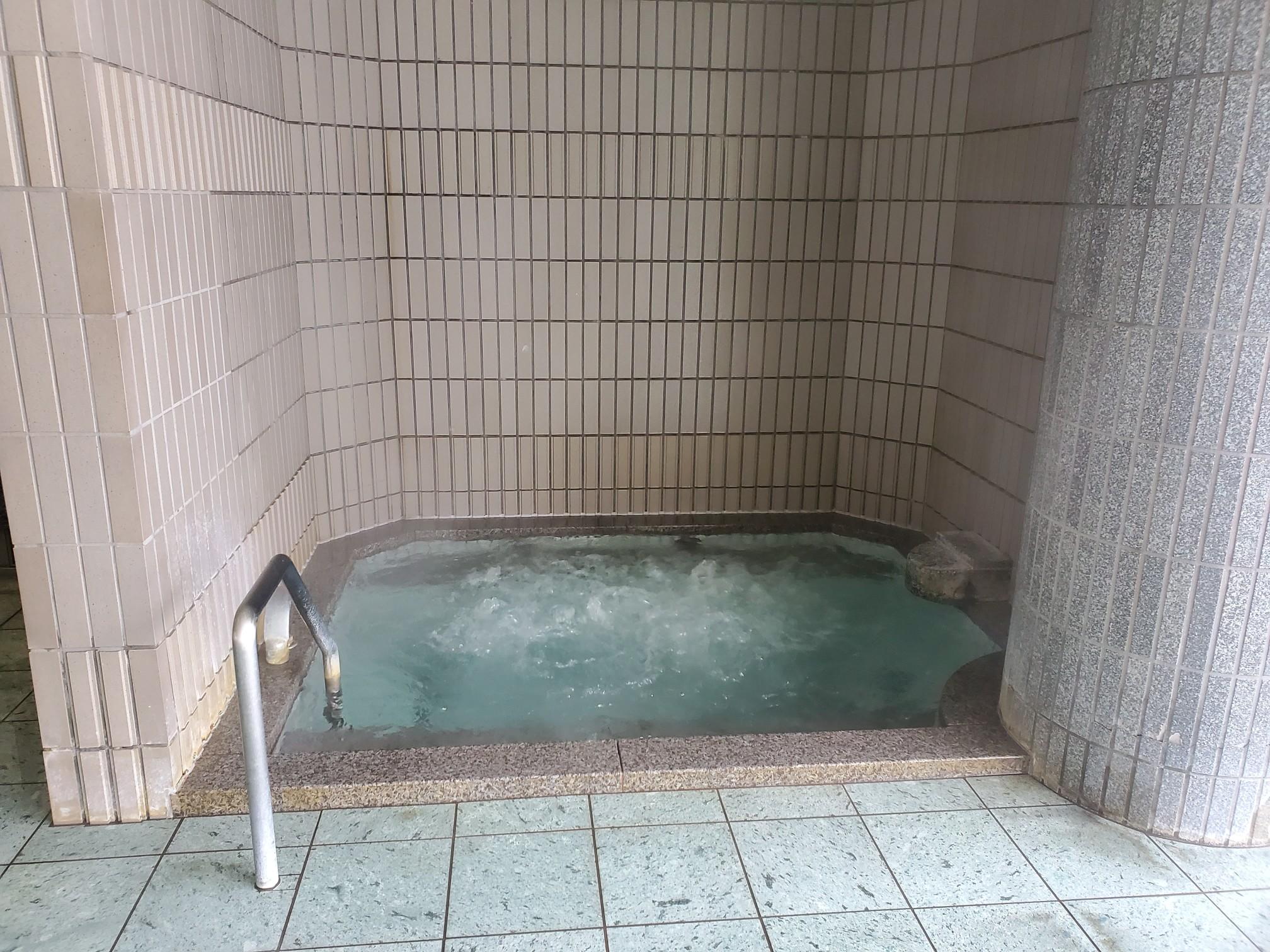 お風呂ジャグジー